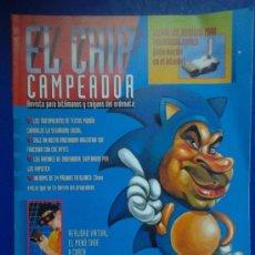 Cómics: EL CHIP CAMPEADOR SUPLEMENTO ESPECIAL EL JUEVES Nº 877. Lote 54730000