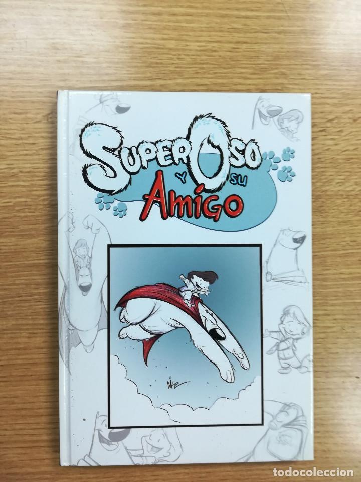 SUPEROSO Y SU AMIGO #1 (DOLMEN) (Tebeos y Comics - Comics otras Editoriales Actuales)