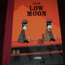 Cómics: LOW MOON - JASON - ASTIBERRI - 2009. Lote 89464580