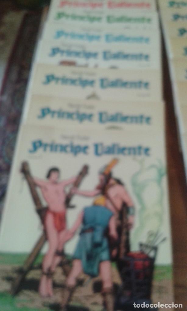 Cómics: PRINCIPE VALIENTE. HAROLD FOSTER. 32 volúmenes 3 estuches - Foto 2 - 89513392