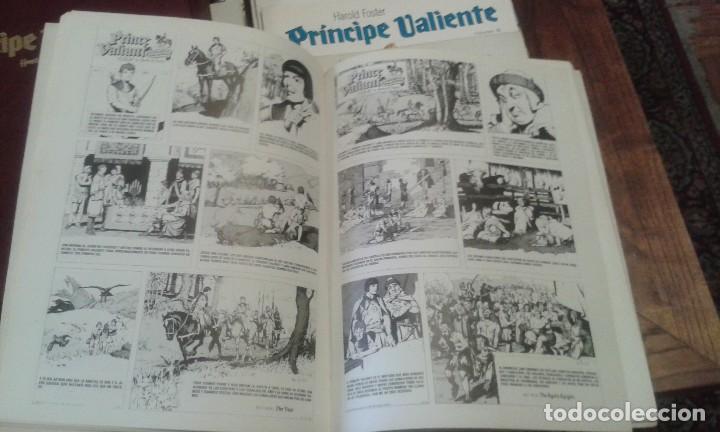 Cómics: PRINCIPE VALIENTE. HAROLD FOSTER. 32 volúmenes 3 estuches - Foto 7 - 89513392