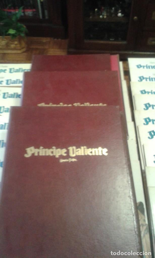 Cómics: PRINCIPE VALIENTE. HAROLD FOSTER. 32 volúmenes 3 estuches - Foto 8 - 89513392