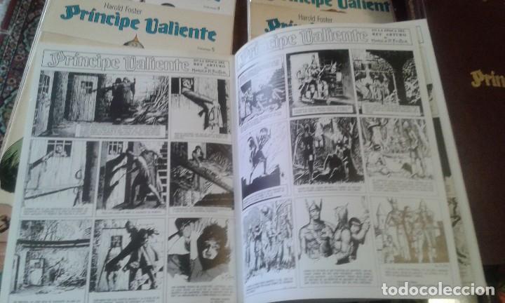 Cómics: PRINCIPE VALIENTE. HAROLD FOSTER. 32 volúmenes 3 estuches - Foto 9 - 89513392