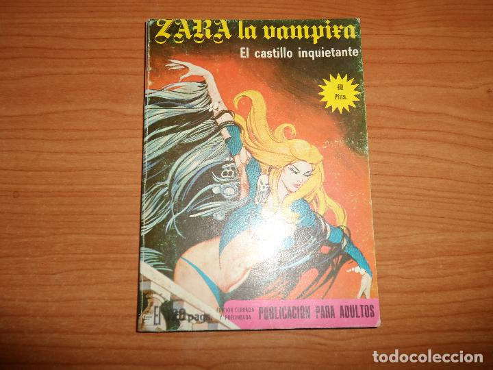 ZARA LA VAMPIRA Nº 17 ELVIBERIA 1976 (Tebeos y Comics - Comics otras Editoriales Actuales)