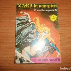 Cómics: ZARA LA VAMPIRA Nº 17 ELVIBERIA 1976 . Lote 89531032