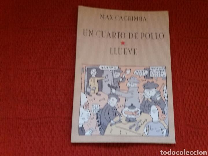 MÁX CACHIMBA UN CUARTO DE POLLO (Tebeos y Comics - Comics otras Editoriales Actuales)