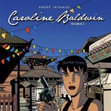 Fumetti: CÓMICS. CAROLINE BALDWIN 03 - ANDRÉ TAYMANS (CARTONÉ). Lote 89619288