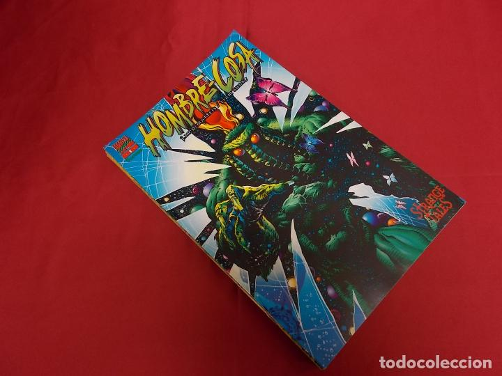 HOMBRE-COSA. COLECCION COMPLETA. DEL Nº 1 A Nº 8 . FORUM. (Tebeos y Comics - Comics Pequeños Lotes de Conjunto)