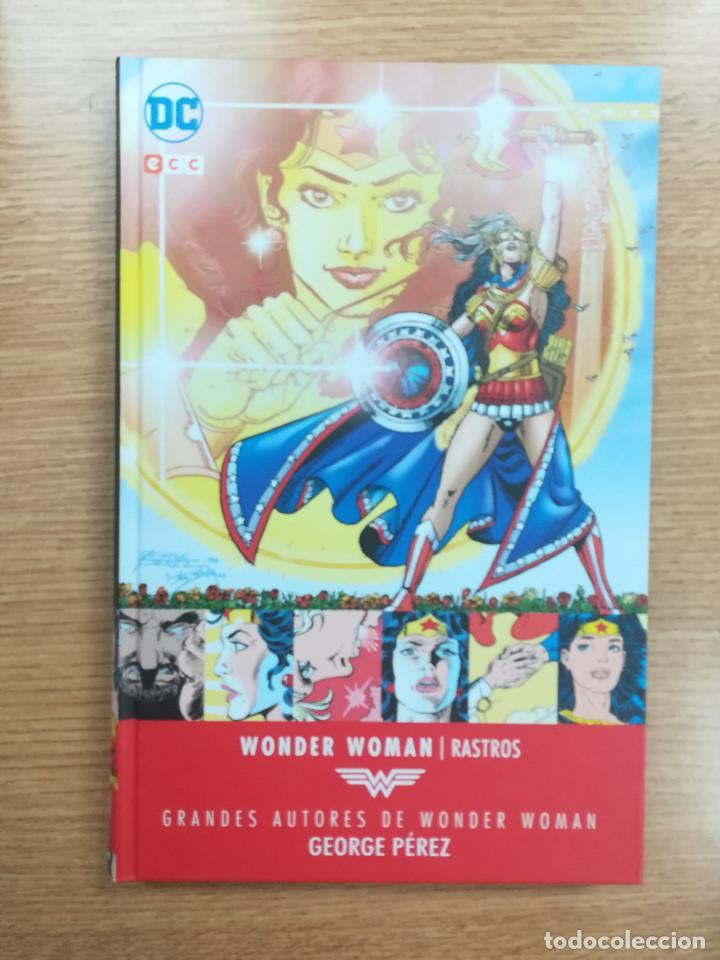 WONDER WOMAN RASTROS (GRANDES AUTORES DE WONDER WOMAN - GEORGE PEREZ #2) (ECC EDICIONES) (Tebeos y Comics - Comics otras Editoriales Actuales)
