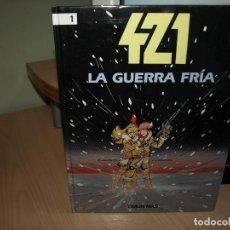 Cómics: 421 - Nº 1 - LA GUERRA FRIA - TIMUN MAS . Lote 89675140