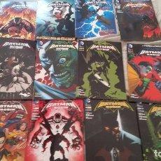 Cómics: BATMAN Y ROBIN (OBRA COMPLETA 12 TOMOS) - ECC EDICIONES - DESCUENTO 20%¡¡¡. Lote 108042610