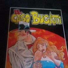 Cómics: EL CASO BUGATTI. ED AMAIKA. XAVIER VIVES REF. UR EST. Lote 89816008