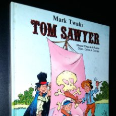 Cómics: TOM SAWYER / 16 / MARK TWAIN / LAROUSSE. Lote 90048432