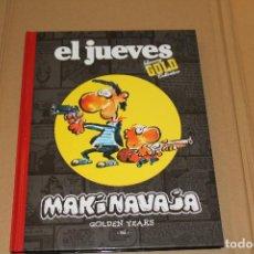Cómics: EL JUEVES MAKINAVAJA GOLDEN YEARS, TAPA DURA. Lote 90048588