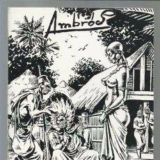 Cómics: AMBRÓS ESPECIAL, 1991, EL BOLETÍN, IMPECABLE. Lote 90051748