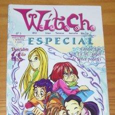 Cómics: WITCH ESPECIAL 1 LAS WITCH ANTES DE TENER PODERES. COMIC WALT DISNEY COMPANY 2003.. Lote 90169284