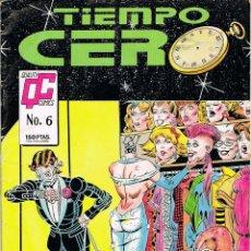 Cómics: TIEMPO CERO NUMERO 6 (ALAN MOORE, PAUL NEARY, PETER MILLIGAN Y OTROS AUTORES). Lote 90252504