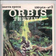 Cómics: ORBIS TERTIUS Nº 3 SEVILLA 1982. Lote 90379864