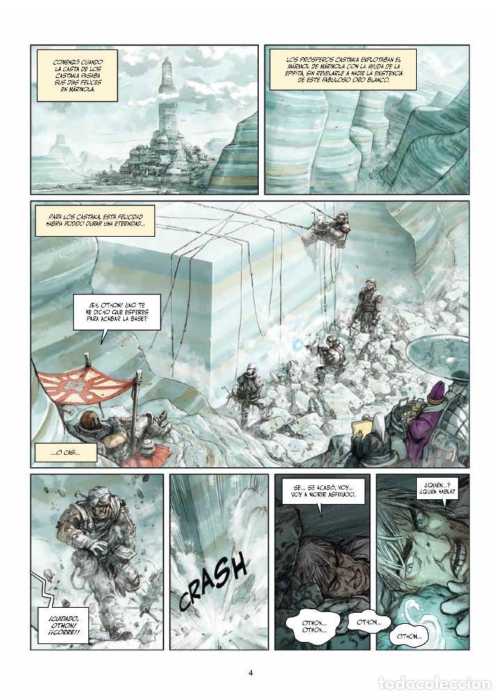 Cómics: Cómics. METABARON 03. ORNATO-8, EL TECNOCARDENAL - Alejandro Jodorowsky/Jerry Frissen/Nik (Cartoné) - Foto 3 - 275735738
