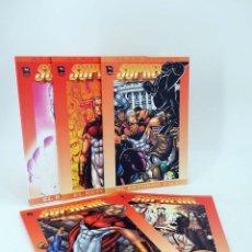 Comics: SUPREME EL RETORNO 1 A 5. COMPLETA (ALAN MOORE, CHRIS SPROUSE, ETC) RECERCA, 2004. OFRT ANTES 29E. Lote 243961675