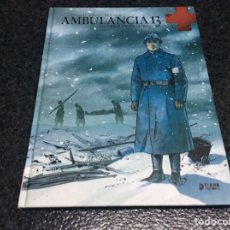 Cómics: AMBULANCIA 13 , LA CRUZ DE SANGRE / GOTHIAS -ORDAS - MOUNIER -EDITA : YERMO. Lote 47953605
