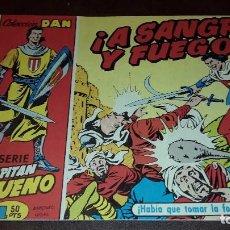 Fumetti: FACSIMIL NÚMERO 1 CAPITAN TRUENO. PUBLICADO POR LA REVISTA GRAN AVENTURERO. Lote 90869085