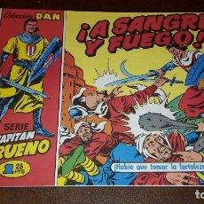Fumetti: FACSIMIL CAPITAN TRUENO NÚMERO 1. Lote 90870450