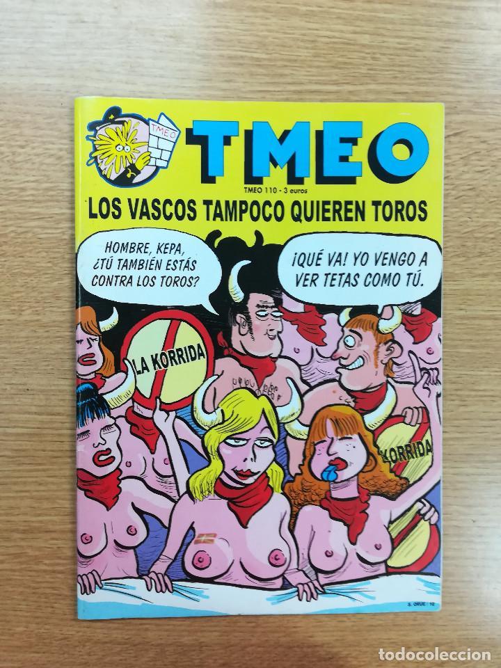 TMEO #110 (Tebeos y Comics - Comics otras Editoriales Actuales)