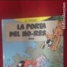 Cómics: ELS CENTAURES 1 - LA PORTA DEL NO RES - SERON - ED. BARCANOVA - EN CATALAN. Lote 91044615