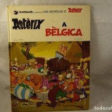 Cómics: ASTÈRIX A BÈLGICA - GOSCINNY - UDERZO - GRIJALBO - EDICIONES JUNIOR - EN CATALÁN - AÑO 1979.. Lote 91255515