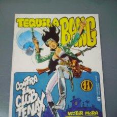 Cómics: TEQUILA BANG. . Lote 91443040
