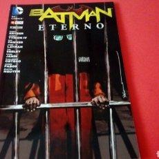 Cómics - BATMAN ETERNO 4 EXCELENTE ESTADO DC COMICS - 91537770