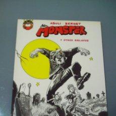 Cómics: MR. MONSTER - ABULÍ / BERNET.. Lote 91706145