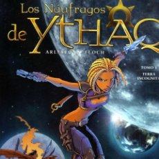 Cómics: LOS NAUFRAGOS DE YTHAQ - TOMO 1 - TIERRA INCOGNITA - ROSSELL. Lote 92004375