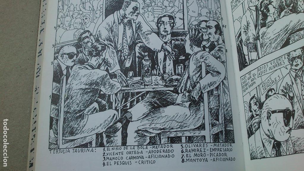 Cómics: SIC TRANSIT O LA MUERTE DE OLIVARES - JAVIER DE JUAN - COLECCIÓN IMPOSIBLE Nº 5 - 1984 - MUY BIEN - Foto 8 - 92304305