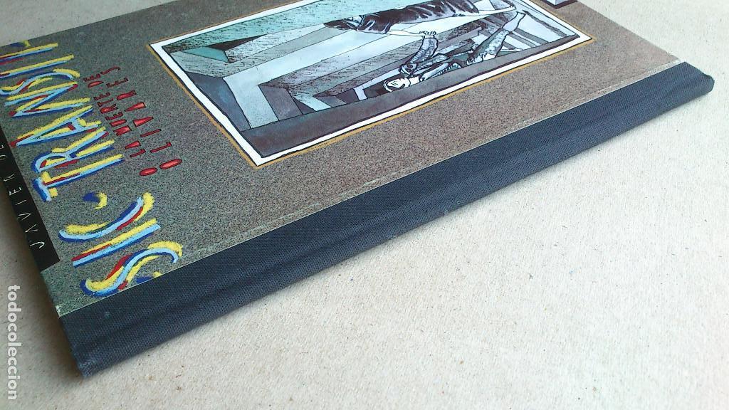 Cómics: SIC TRANSIT O LA MUERTE DE OLIVARES - JAVIER DE JUAN - COLECCIÓN IMPOSIBLE Nº 5 - 1984 - MUY BIEN - Foto 16 - 92304305