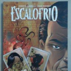 Comics: ESCALOFRIO - POSIBLE ENVÍO GRATIS - RECERCA - JAMES D. HUDNALL & JOHN RIDGWAY - MUY BUEN ESTADO. Lote 92846100