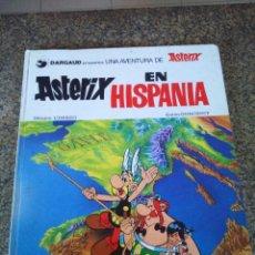 Cómics: ASTERIX EN HISPANIA -- EDICIONES JUNIOR - 1977 -- TAPA DURA --. Lote 241787780