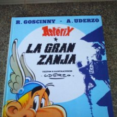 Fumetti: ASTERIX -- LA GRAN ZANJA -- EDICIONES JUNIOR - 1983 -- TAPA DURA --. Lote 92891525