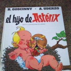 Cómics: EL HIJO DE ASTERIX -- EDICIONES JUNIOR - 1986 -- TAPA DURA -- . Lote 92891870