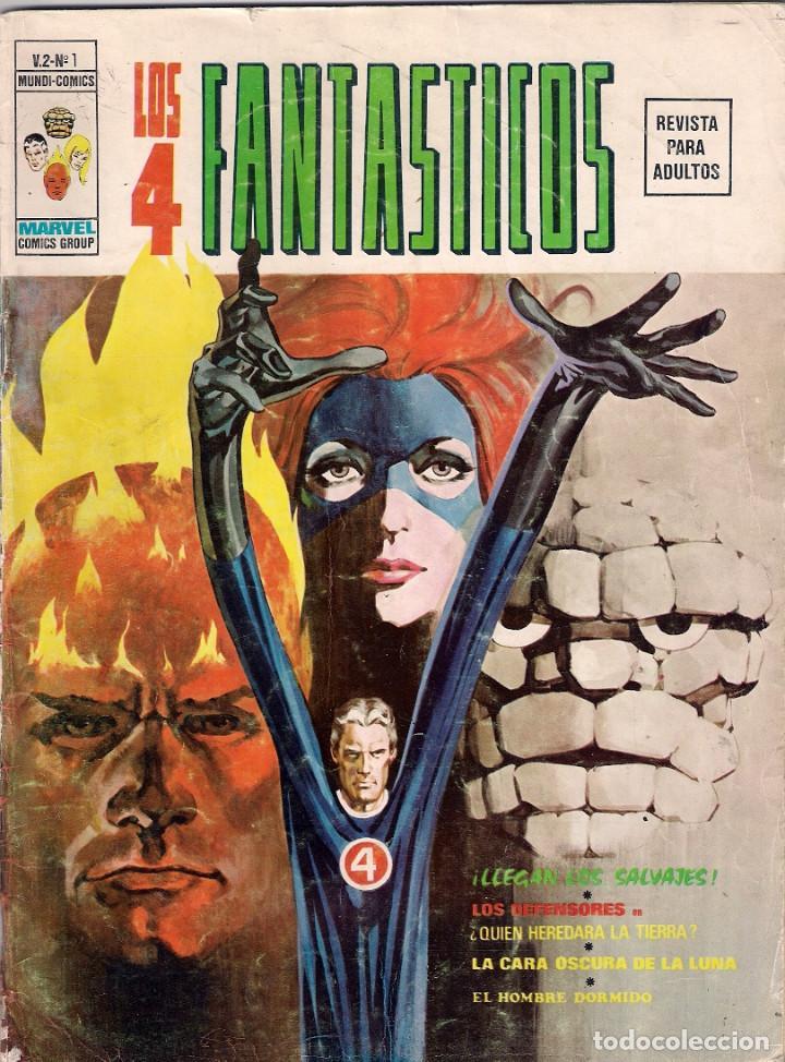 Cómics: Los 4 Fantásticos Vértice Volumen 2. Colección Completa. 28 ejemplares. - Foto 2 - 92920370
