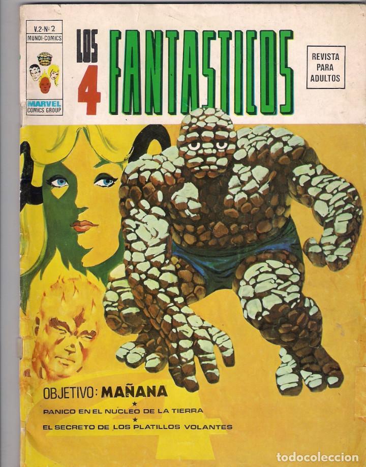 Cómics: Los 4 Fantásticos Vértice Volumen 2. Colección Completa. 28 ejemplares. - Foto 3 - 92920370