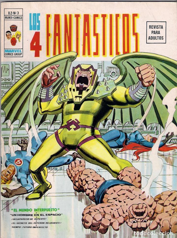 Cómics: Los 4 Fantásticos Vértice Volumen 2. Colección Completa. 28 ejemplares. - Foto 4 - 92920370