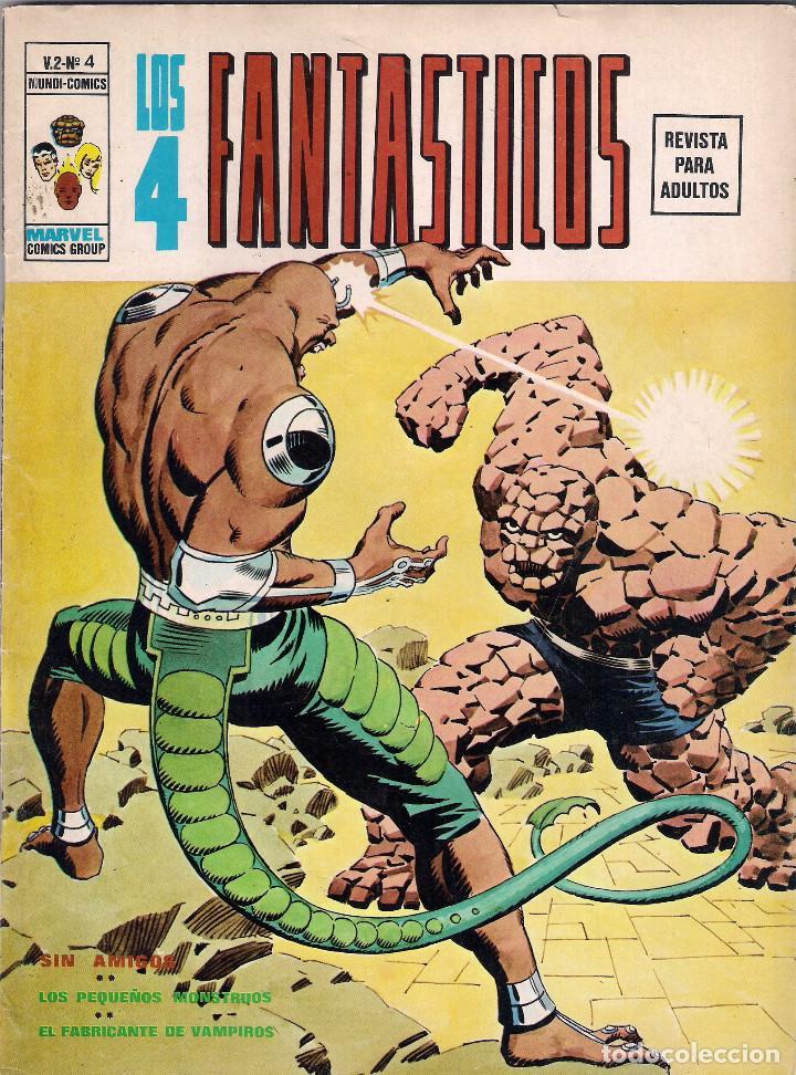 Cómics: Los 4 Fantásticos Vértice Volumen 2. Colección Completa. 28 ejemplares. - Foto 5 - 92920370