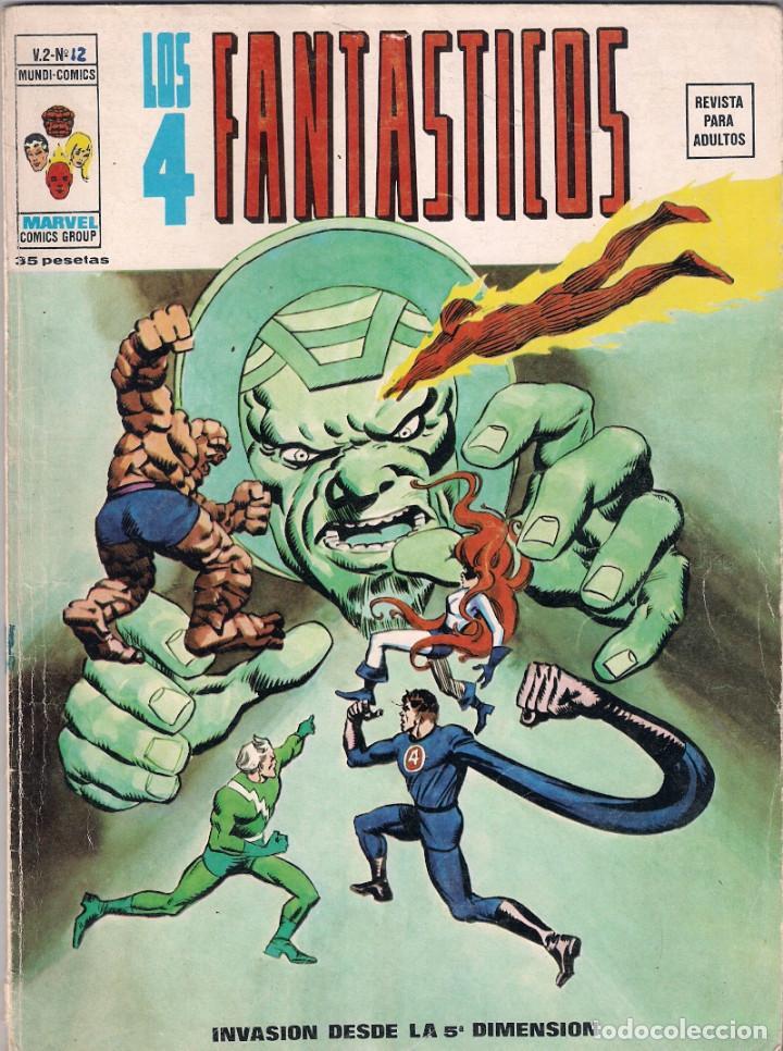 Cómics: Los 4 Fantásticos Vértice Volumen 2. Colección Completa. 28 ejemplares. - Foto 10 - 92920370
