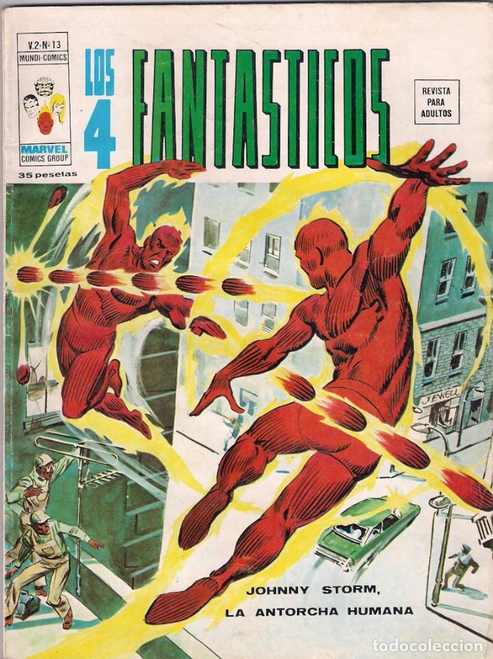 Cómics: Los 4 Fantásticos Vértice Volumen 2. Colección Completa. 28 ejemplares. - Foto 11 - 92920370