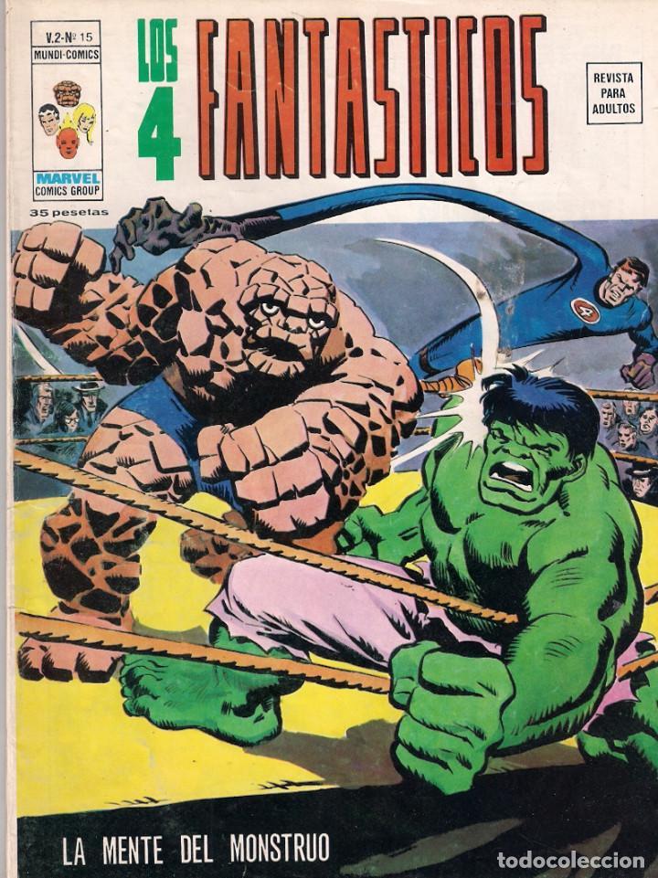 Cómics: Los 4 Fantásticos Vértice Volumen 2. Colección Completa. 28 ejemplares. - Foto 13 - 92920370