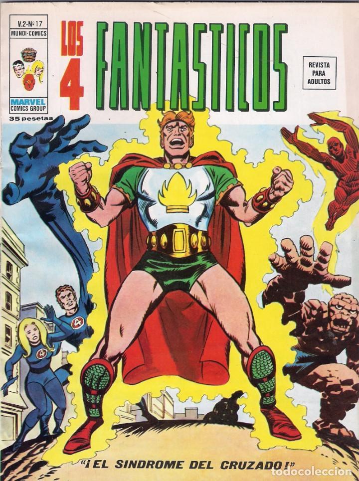 Cómics: Los 4 Fantásticos Vértice Volumen 2. Colección Completa. 28 ejemplares. - Foto 15 - 92920370