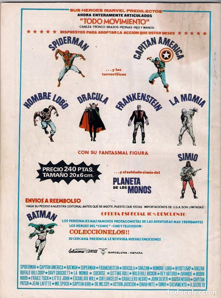 Cómics: Los 4 Fantásticos Vértice Volumen 2. Colección Completa. 28 ejemplares. - Foto 21 - 92920370