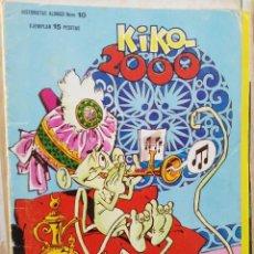 Cómics: KIKO 2000 - HISTORIETAS ALONSO, Nº 10 -EDICIONES ALONSO. Lote 92990995